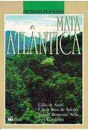 Mata Atlantica - Nossas Plantas -  pdf epub