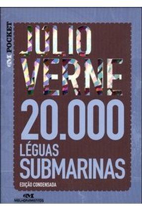 20.000 Léguas Submarinas - Pocket - Verne,Jules | Hoshan.org