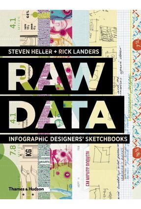 Raw Data - Infographic Designers' Sketchbooks