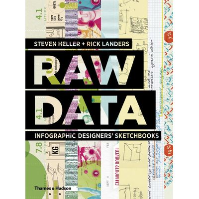 Raw Data - Infographic Designers' Sketchbooks