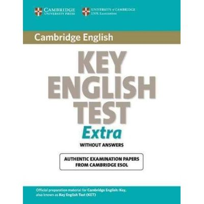Cambridge Key English Test Extra - Student's Book