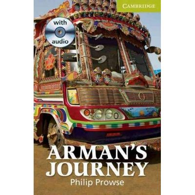 Armans Journey - Book With Audio CD