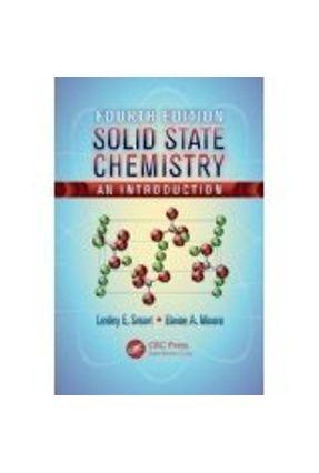 Solid State Chemistry - Moore,Elaine Smart,Lesley pdf epub