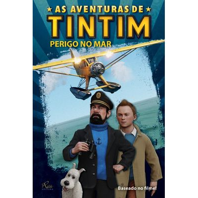 As Aventuras de Tintim: Perigo No Mar