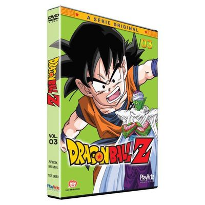 Dragon Ball Z - a Série Original - Vol. 3 - DVD