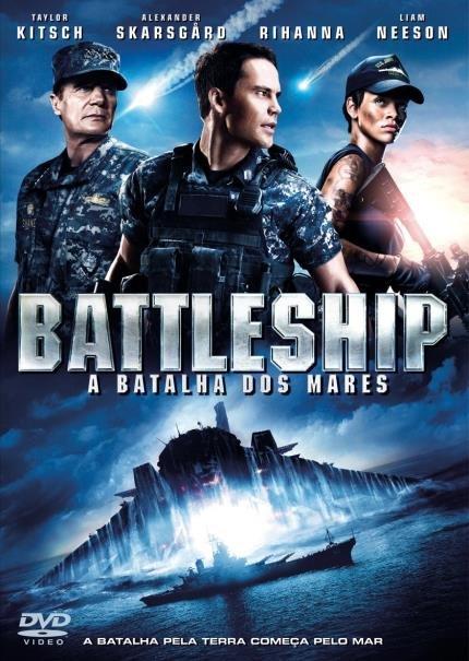 Battleship: A Batalha dos Mares - Poster