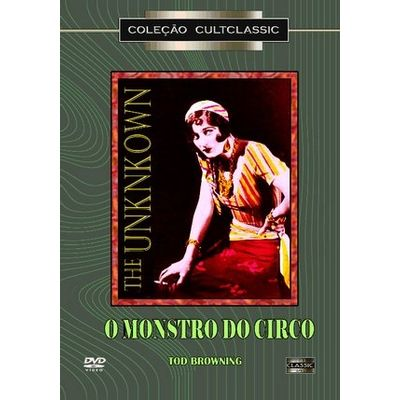 O Monstro do Circo - DVD4