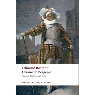 Cyrano De Bergerac  - Oxford World's Classics