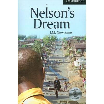 Nelson's Dream - with CD - Cambridge English Readers - Level 6