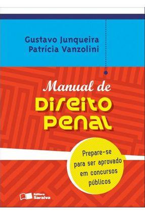Usado - Manual de Direito Penal -  pdf epub