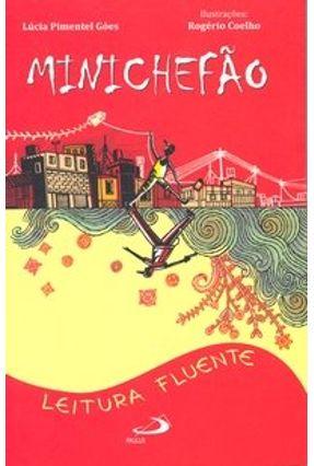 Minichefão - Leitura Fluente - Góes,Lúcia Pimentel | Hoshan.org
