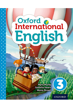 Oxford International Primary English - Student Book - Level 3 - HEARN ,IZABELLA | Tagrny.org
