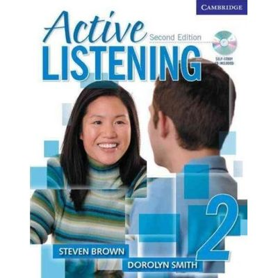 Active Listening Sb 2 Self-Study With Cd