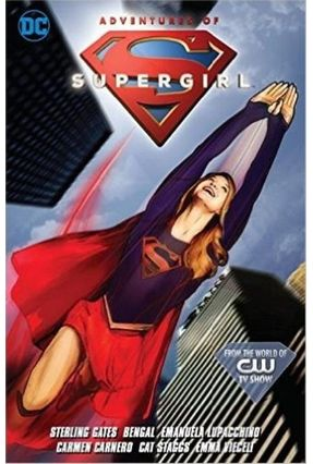 Adventures Of Supergirl - Vol. 1 - gates,sterling pdf epub