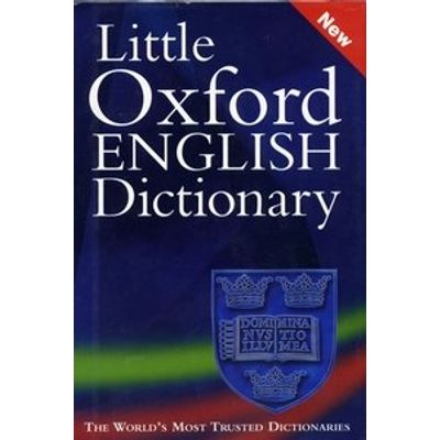 The Little Oxford English Dictionary