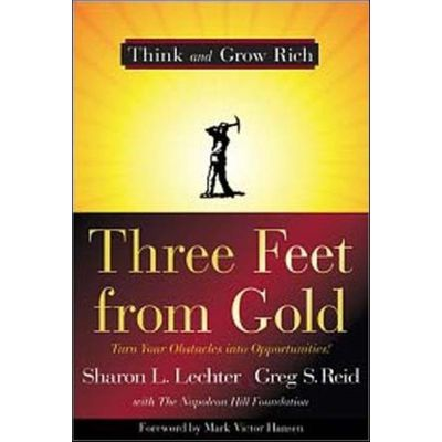 Three Feet From Gold