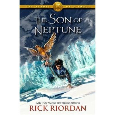 The Heroes Of Olympus Book Two - The Son Of Neptune