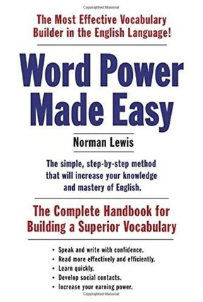 Word Power Made Easy - The Complete Handbook For Building A Superior Vocabulary - Lewis,Norman pdf epub