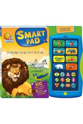 O Grande Livro Dos Animais - Col. Smart Pad - Todolivro pdf epub