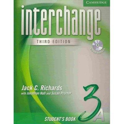Interchange 3 A - Student's Book - Audio CD - Third Edition