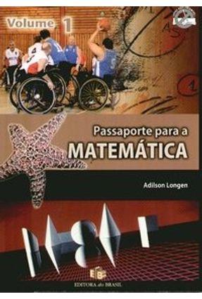 Usado - Passaporte para a Matemática Volume 1 - Longen,Adilson | Hoshan.org