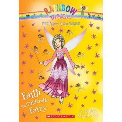 Fairy Tale Fairies - 03 - Faith The Cinderella Fairy