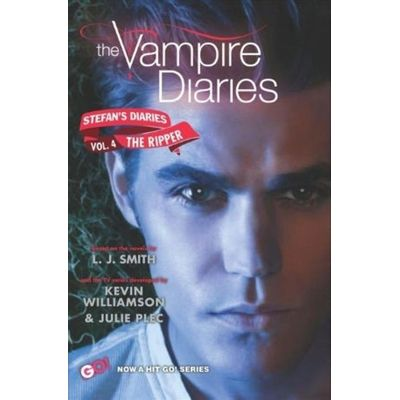 The Vampire Diaries: Stefan's Diaries #4: The Ripper