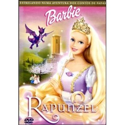 Barbie - Rapunzel - DVD4