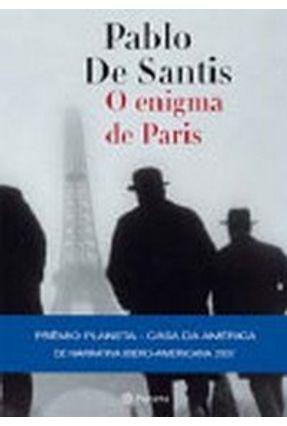 O Enigma de Paris - Santis,Pablo de pdf epub