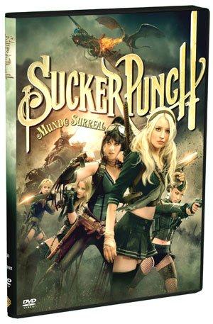Sucker Punch - Mundo Surreal - Dvd4 - Saraiva