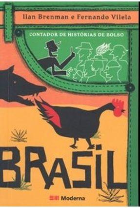 Contador de Histórias de Bolso - Brasil