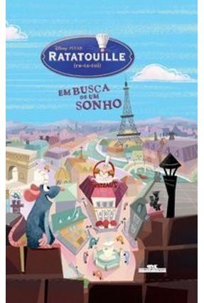Ratatouille - Em Busca de um Sonho -  pdf epub