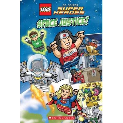 Lego DC Super Heroes - Space Justice!