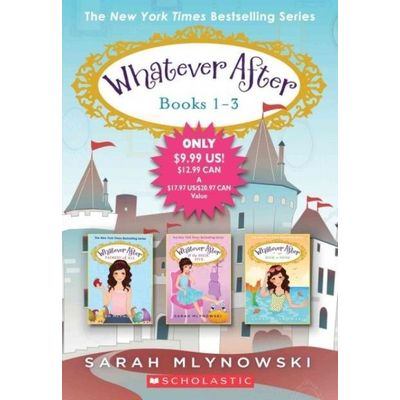 Whatever After (Paperback) - Whatever After Books 1-3