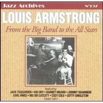 FROM THE BIG BAND TO THE ALL STARS 1944-1951