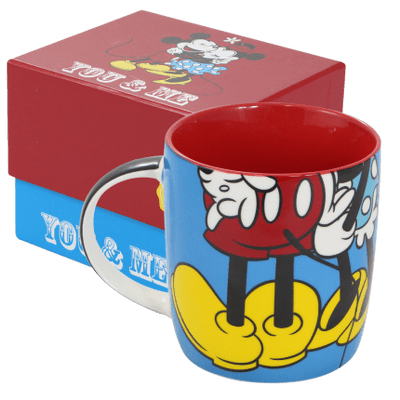 Caneca 320Ml Mickey e Minnie You And Me