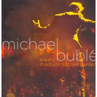 Michael Bublé Meets Madison Square Garden - CD + DVD