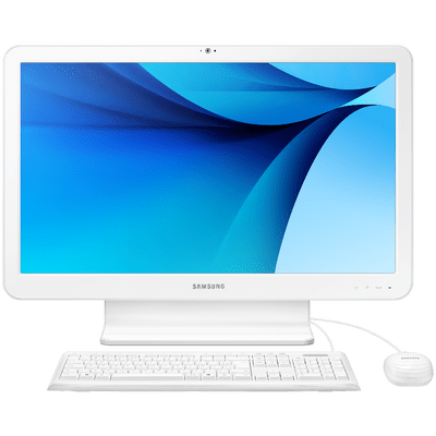 "Computador All In One Samsung E3 Intel®Core™ I3-6100U, 4Gb, HD 500Gb, Tela 21,5"" TV Digital"