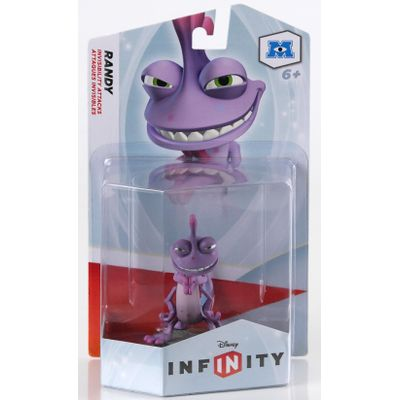 Usado - Disney Infinity - Personagem Individual - Randy