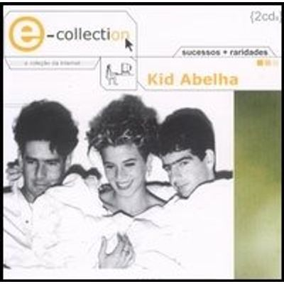 E-collection - Kid Abelha / 2 Cd's