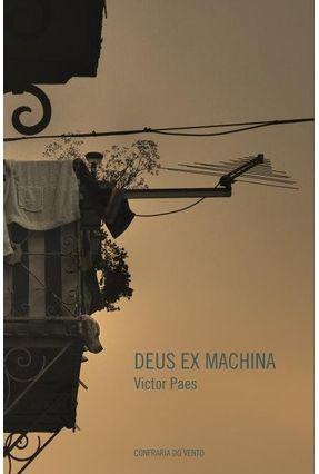 Deus Ex Machina - Paes,Victor | Hoshan.org
