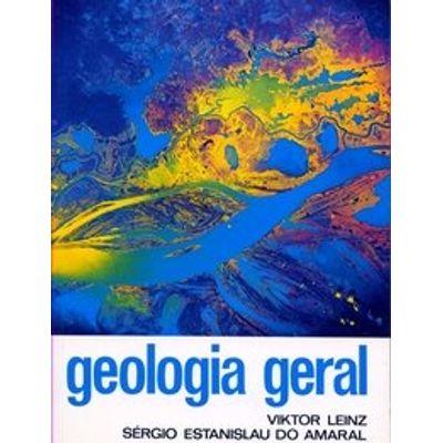 leinz amaral geologia geral