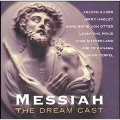 HANDEL: MESSIAH - DREAM CAST / VARIOUS