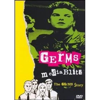 MEDIA BLITZ: THE GERMS (2PC)