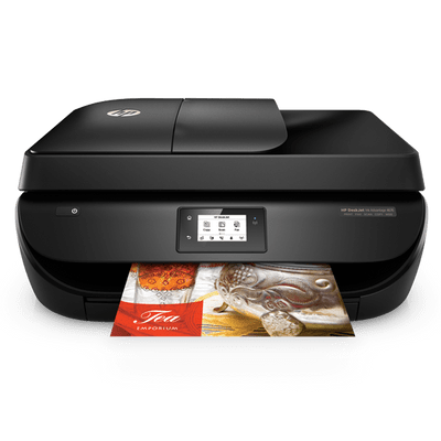 Multifuncional HP Deskjet Ink Advantage 4676 All-In-One Wi-Fi, Impressora, Copiadora, Scanner e Fax