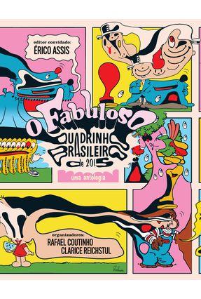 O Fabuloso Quadrinho Brasileiro de 2015 - Coutinho,Rafael pdf epub