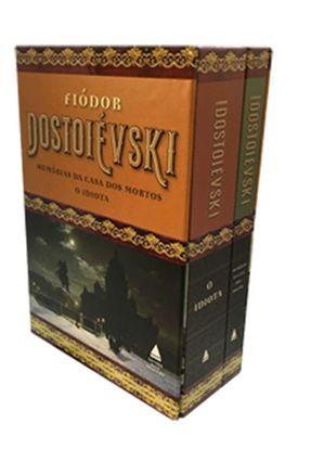 Box - Fiódor Dostoiévski - Memórias da Casa Dos Mortos e O Idiota - Dostoiévski,Fiódor pdf epub