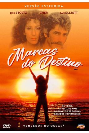 Marcas do Destino - DVD - Saraiva