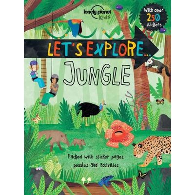 Lonely Planet - Let's Explore... Jungle