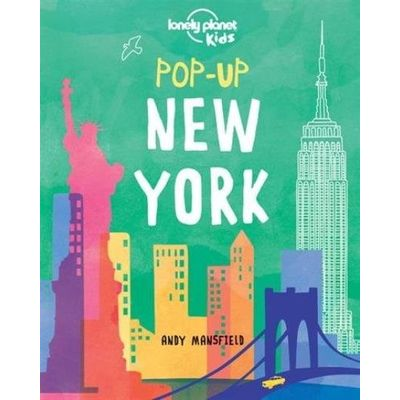 Lonely Planet - Pop-Up New York